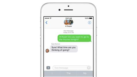 to leave a message on iphone how to leave a chat in iphone messages macworld uk How