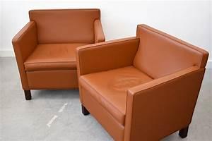 Fauteuil Mies Van Der Rohe : fauteuils krefeld ludwig mies van der rohe knoll lausanne suisse ~ Melissatoandfro.com Idées de Décoration
