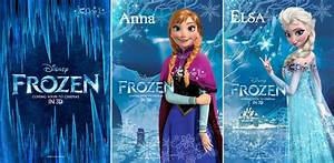 Living Animationland: Frozen Characters Revealed!