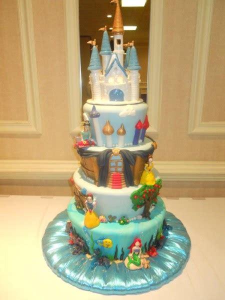disney princess birthday cake 12 amazing and magical disney themed birthday cakes Awesome