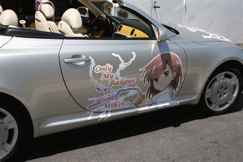 anime  latest trend  vehicle wraps los angeles ca