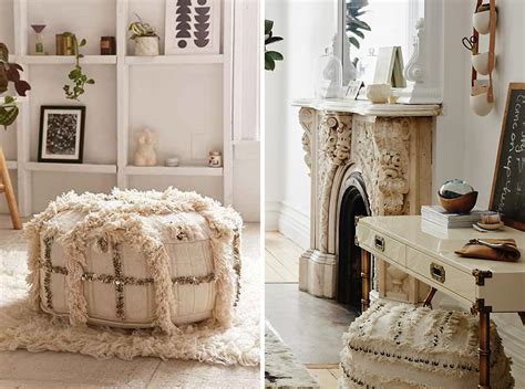 My Search For The Perfect Boho Pouf Boho Home