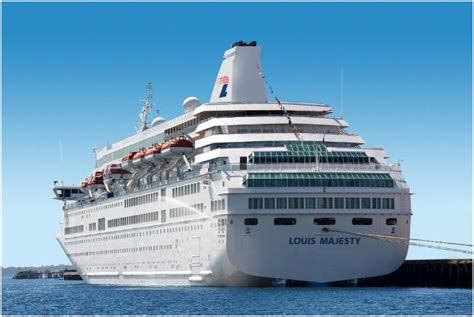 Louis Majesty Cruise Ship Accident | Fitbudha.com