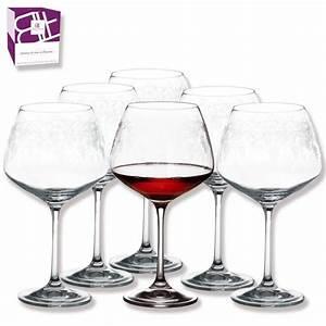 Verre à Bourgogne : verre bourgogne vigne art de la table ~ Teatrodelosmanantiales.com Idées de Décoration