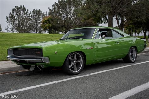 Viper Swapped 1968 Dodge Charger : Short Film   YouTube
