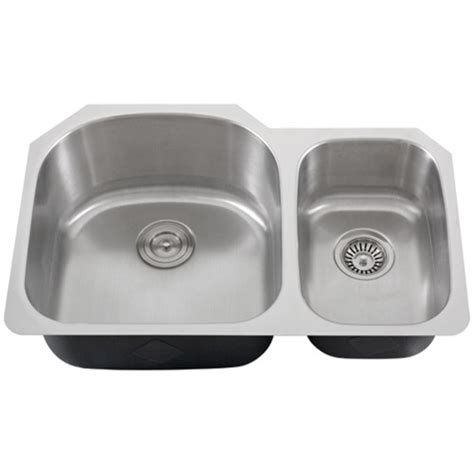 where are ticor sinks manufactured ticor s105d undermount stainless steel bowl kitchen