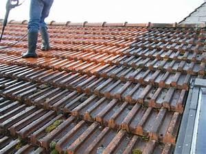 Nettoyage Toiture Karcher : nettoyage toiture tuiles terre cuite ~ Dallasstarsshop.com Idées de Décoration