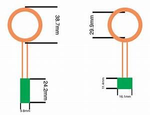 Inductive Charging Set - 5v   500ma Max Id  1407
