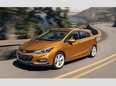 2017 Chevrolet Cruze Hatchback First Drive Review Car