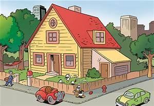 Bilder Vom Haus : donald ducks haus lustiges taschenbuch ~ Indierocktalk.com Haus und Dekorationen