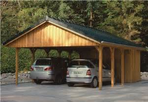Storage Shed with Carport Attached