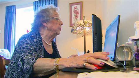 computer usage  seniors skyrocketing ctv news