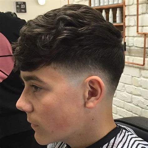 fade haircuts instagram style  taper fade