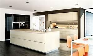 cuisine moderne sur mesure meubles de cuisines cuisines With photo cuisine equipee moderne