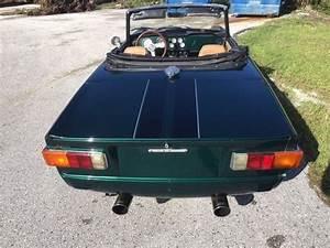 1971 Triumph Tr-6 V8 Conversion For Sale