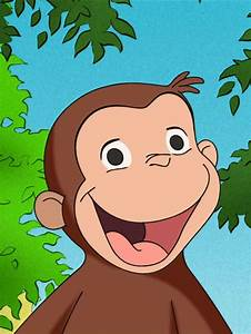 club members swing into with curious george