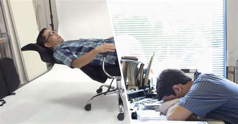 Office Chairs You Can Sleep In by You Can Now Get An Office Chair That Lets You Sleep At