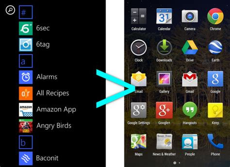 8 things i miss after switching from windows phone to android