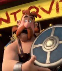 fulliautomatix voice asterix franchise