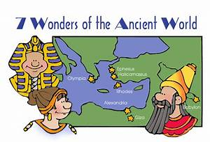 7 Wonders of the Ancient World FREE video clips