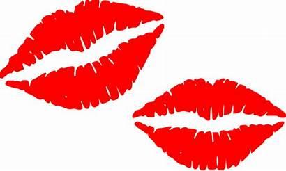 Lips Clipart Vector Kiss Kissing Clip Lip