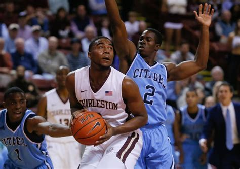 citadel college  charleston   meet  basketball