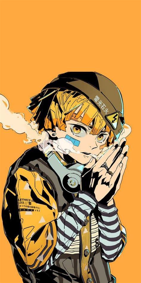 4098x2304 anime universe image anime characters hd wallpaper and background> download. Download Kimetsu no Yaiba Zenitsu Cool Wallpaper in 2020 ...