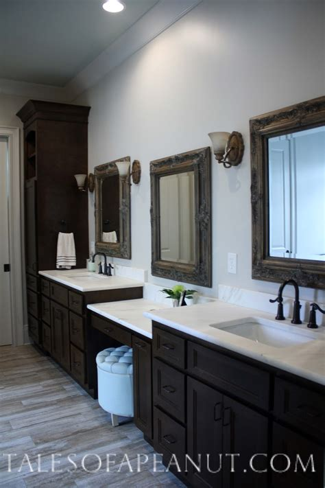 building  home master bathroom reveal jenn elwell