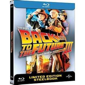 Back to the Future Part III - Steelbook au meilleur prix ...