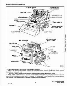 Bobcat S175 S185 Turbo Skid Steer Loader Service Repair