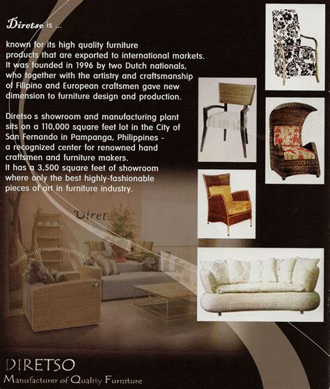 quality furniture diretso