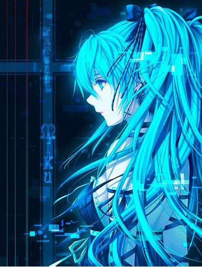 Miku Hatsune Anime Nightcore Vocaloid Mangas Manga