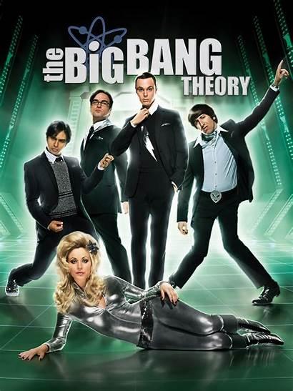 Bang Theory Poster Series Comdey Tbbt Bigbang