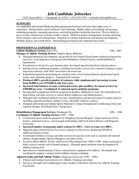 sports resume exles 28 images athletic resume by guide