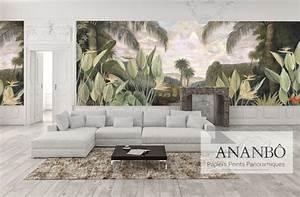 Papier Peint Ananbo : 177 best images about papier peint panoramique on pinterest ~ Melissatoandfro.com Idées de Décoration