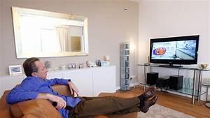 Tv In Ecke Hängen : h ngen oder stellen so l uft der flat tv zur h chstform auf digital ~ Indierocktalk.com Haus und Dekorationen