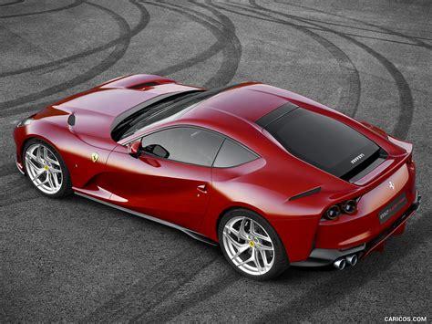 2018 Ferrari 812 Superfast Top Hd Wallpaper 11