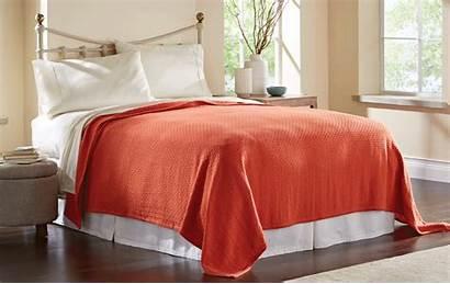 Bedroom Bed Countrydoor Chenille Dream Coastal Blanket