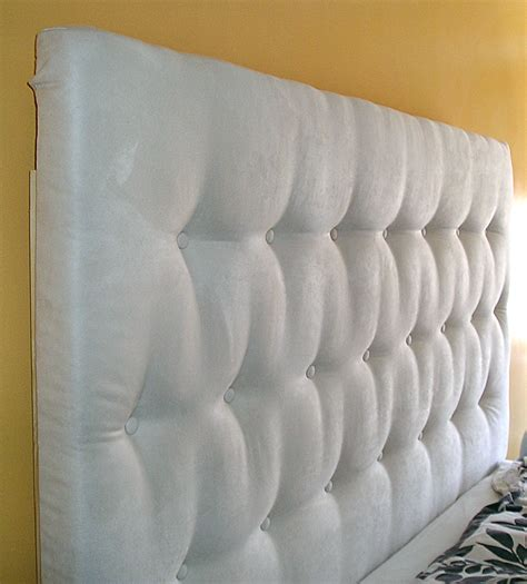 How To Make Your Own Tufted Headboard by Orange Diy Tufted Headboard
