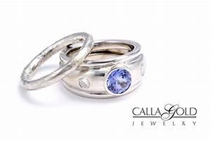 engagement ring white gold vs platinum white gold With wedding ring platinum vs white gold