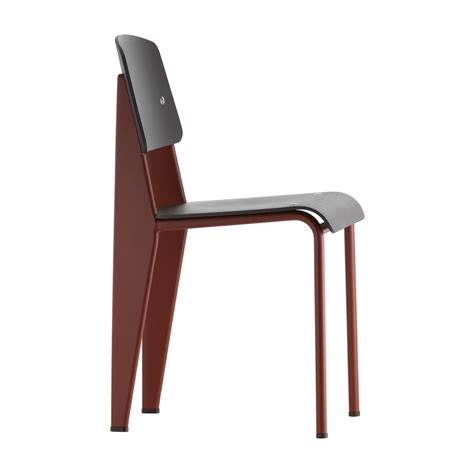 standard sp prouv 233 chair vitra ambientedirect