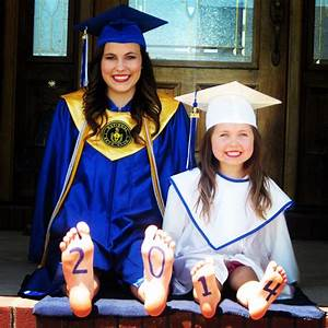 High school and pre-k graduation pictures! | Picture ideas ...