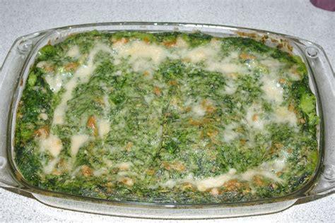 hervé cuisine lasagne lasagnes au saumon et aux épinards ô délices de nanou