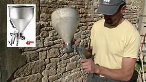 Machine A Crepir Pneumatique : joint de pierre avec une machine cr pir youtube ~ Dailycaller-alerts.com Idées de Décoration