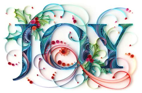 Stunning Quilling Designs By Yulia Brodskaya : 30 Astonishing Paper Illustration And Art Works By Yulia