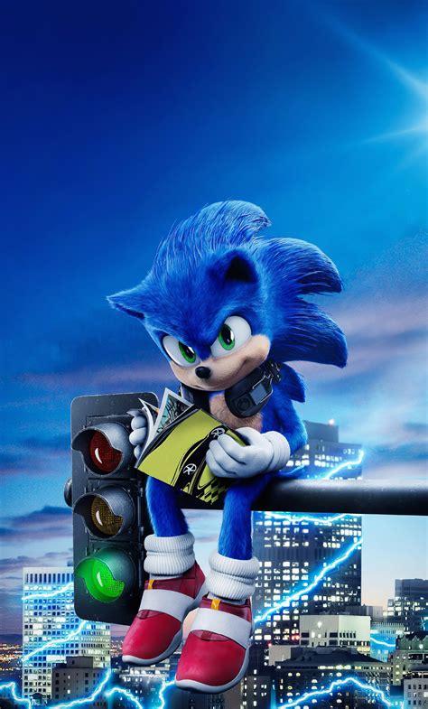 1280x2120 Sonic The Hedgehog 4k 2020 Movie iPhone 6+ HD 4k ...