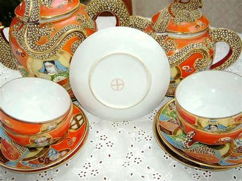 chinesisches porzellan stempel asiatisches service um 1920 die kunst und antiquit 228 tenb 246 rse