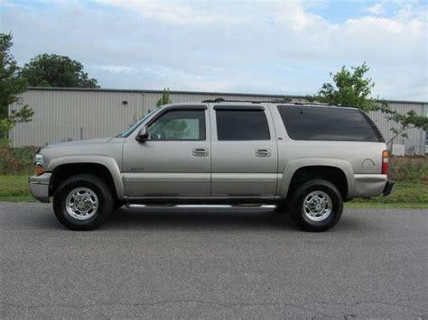 2000 Chevrolet Suburban 2500 (sold