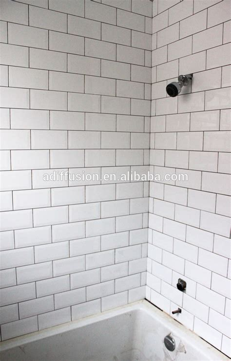 wholesale white matte subway tiles 7 5 15cm 3x6 quot alibaba