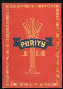 groat cakes from purity cook book 1932 1945